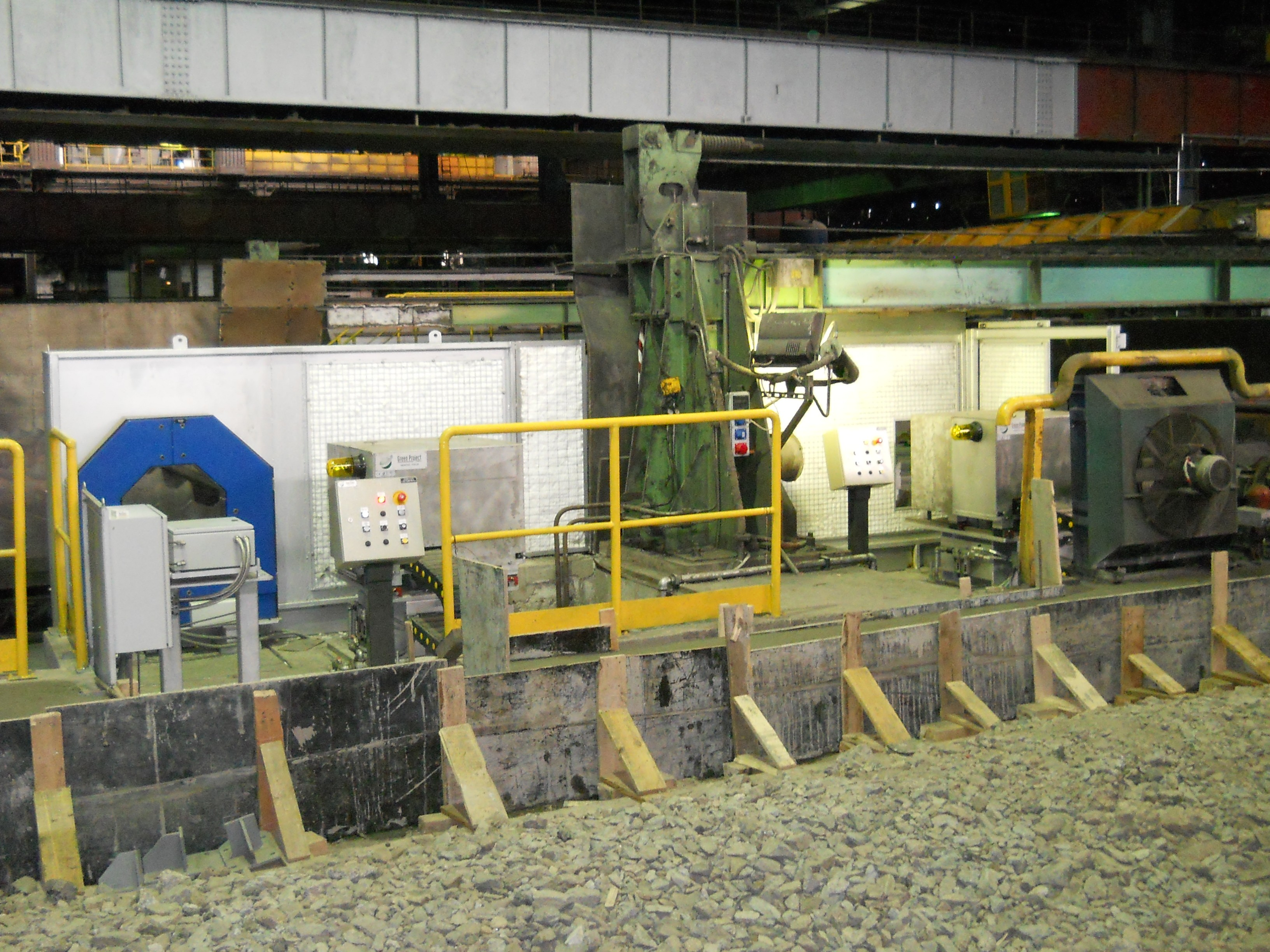 Applications Casting Area Billet Beam And Beam Blank